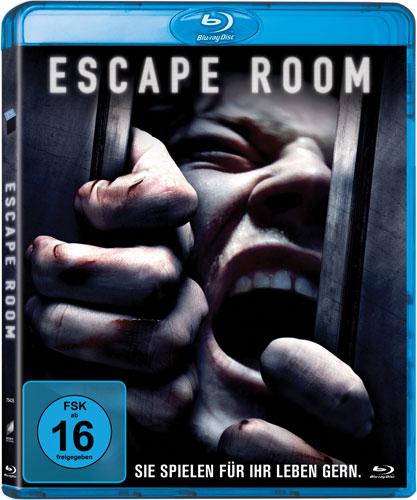 Escape Room  (BR) - Sie spielen für ihr Leben gern, Min: 96/DD5.1/WS