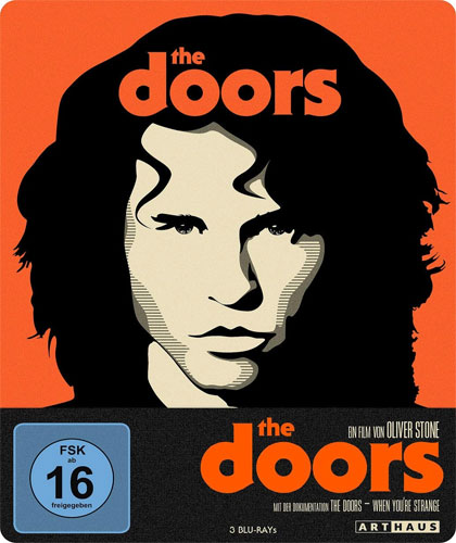The Doors BR LE Steelbook