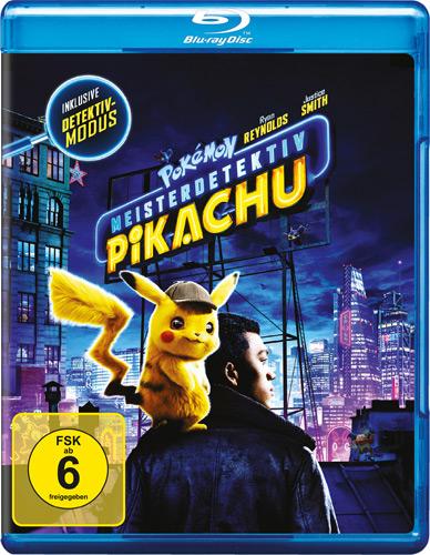 Pokemon - Meisterdetektiv Pikachu (BR) Min: 108/DD5.1/WS