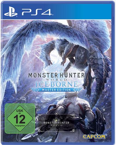 Monster Hunter World Iceborne  PS-4 Master Edition