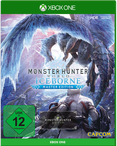 Monster Hunter World Iceborne  XB-One Master Edition