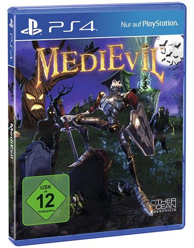 Medievil  PS-4