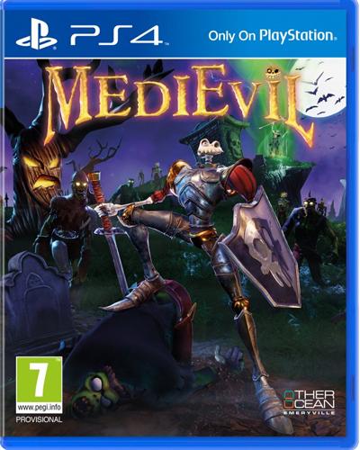 Medievil  PS-4  AT