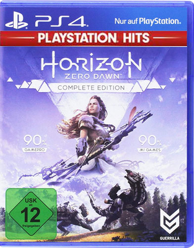 Horizon: Zero Dawn Complete  PS-4 PSHits