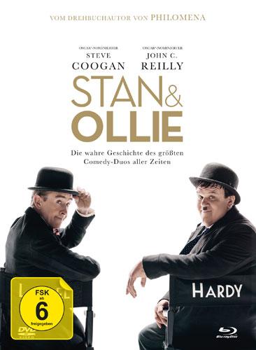 Stan und  Ollie - Der Film Limited Collectors Mediabook