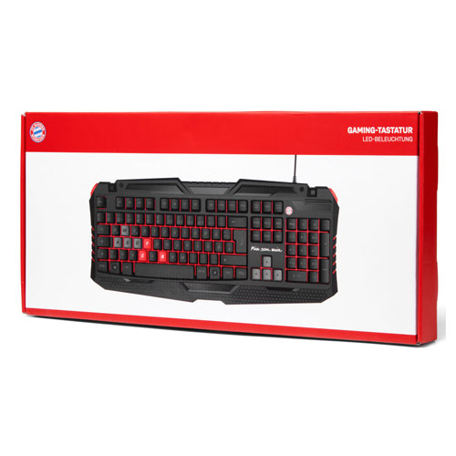 PC Keyboard  Gaming Bayern München