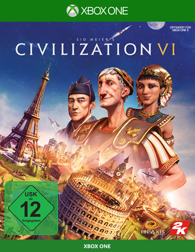 Civilization 6  XB-One