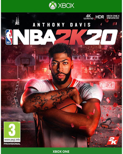 NBA  2k20  XB-One  Day1  AT