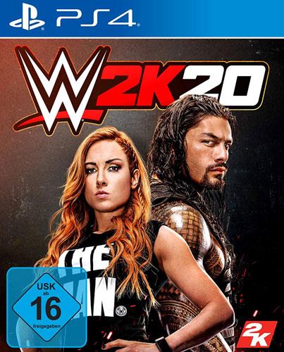WWE  2k20  PS-4