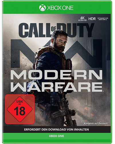 COD   Modern Warfare 2019  XB-One Call of Duty
