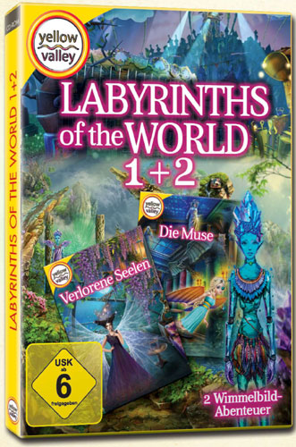 Labyrinth of the World 1+2  PC BUDGET YELLOW VALLEY