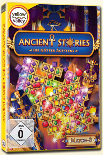 Ancient Stories  PC Gods of Egypt BUDGET YELLOW VALLEY