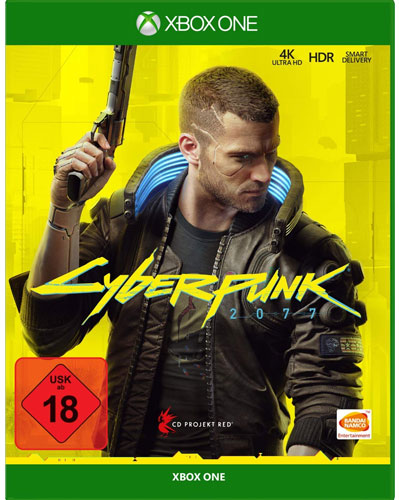 Cyberpunk 2077  XB-One  Day 1 Smart Delivery (XBXS upgrade)