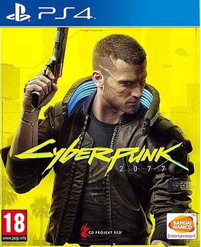 Cyberpunk 2077  PS-4  Day 1  AT PS-5 kompatibel