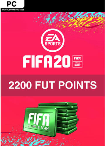 Fifa   20  FIFA Points 2200 Ultimate PC Team