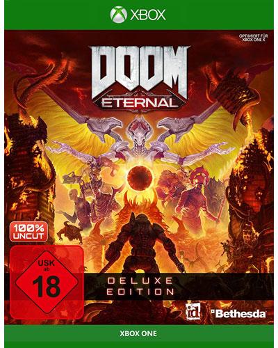 Doom Eternal  XB-One  Deluxe Ed.