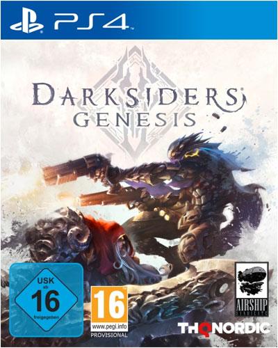 Darksiders Genesis  PS-4