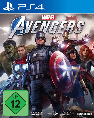 Avengers  PS-4 kostenloses Update PS5