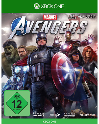 Avengers  XB-One Smart Delivery