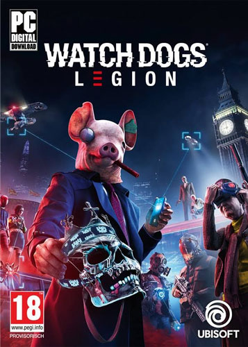 Watch Dogs Legion  PC  AT