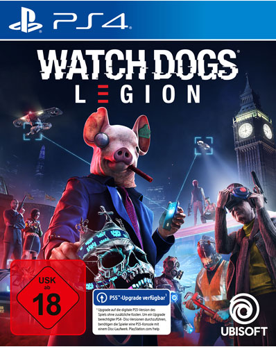 Watch Dogs Legion  PS-4