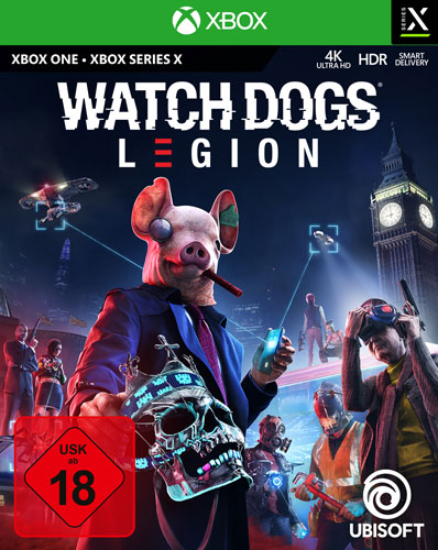 Watch Dogs Legion  XB-One