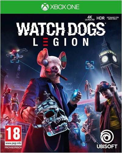 Watch Dogs Legion  XB-One  AT