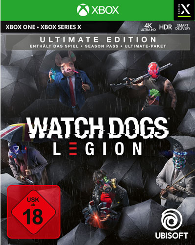 Watch Dogs Legion  XB-One  Ultimate