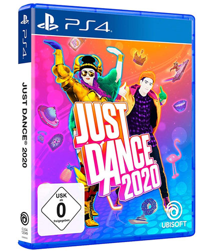 Just Dance  2020  PS-4