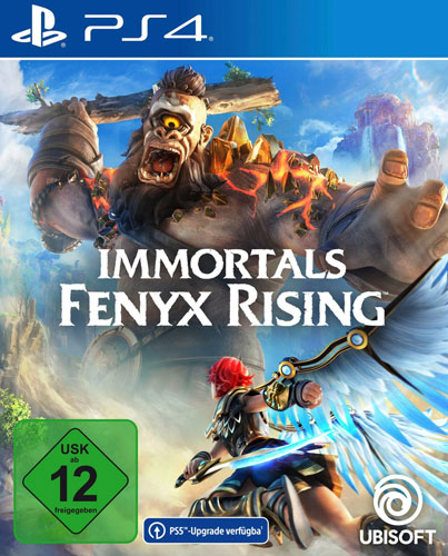 Immortals Fenyx Rising  PS-4 Free upgrade to PS5
