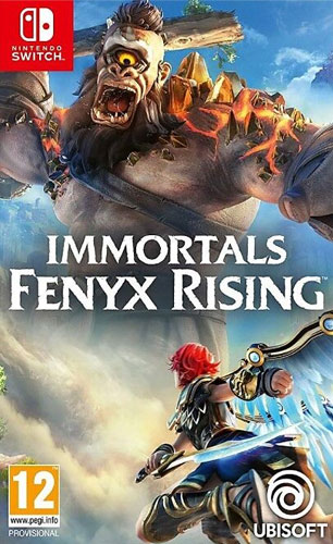 Immortals Fenyx Rising  Switch  AT