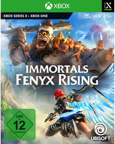 Immortals Fenyx Rising  XB-One Smart Delivery