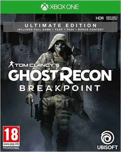 Ghost Recon Breakpoint  XB-One  Ult.  AT