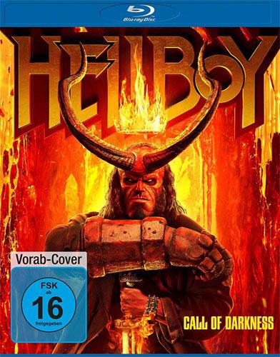 Hellboy - Call of Darkness (BR) Min: 130/DD5.1/WS 2Disc