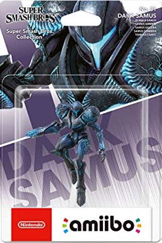 Amiibo Super Smash  Dunkler Samus Super Smash Bros. Collection