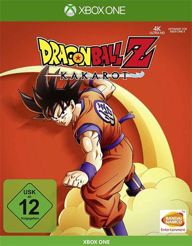 DBZ  Kakarot  XB-One Dragon Ball Z