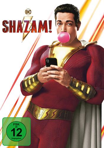 Shazam! (DVD) Min: /DD5.1/WS