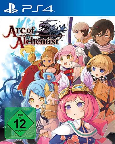 Arc of Alchemist  PS-4