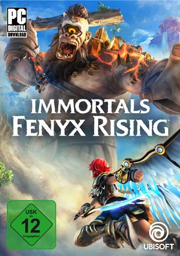 Immortals Fenyx Rising  PC