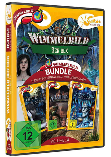 Wimmelbild 3-er Box Vol.14  PC SUNRISE