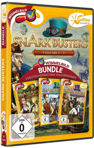 Snark Busters 1-3  PC SUNRISE