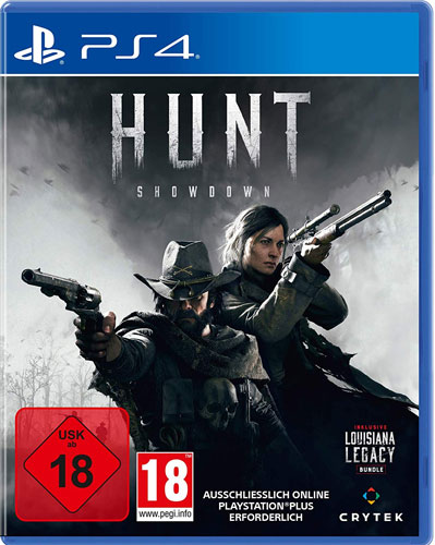 Hunt: Showdown  PS-4