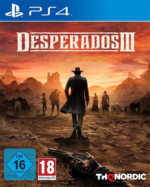 Desperados 3  PS-4