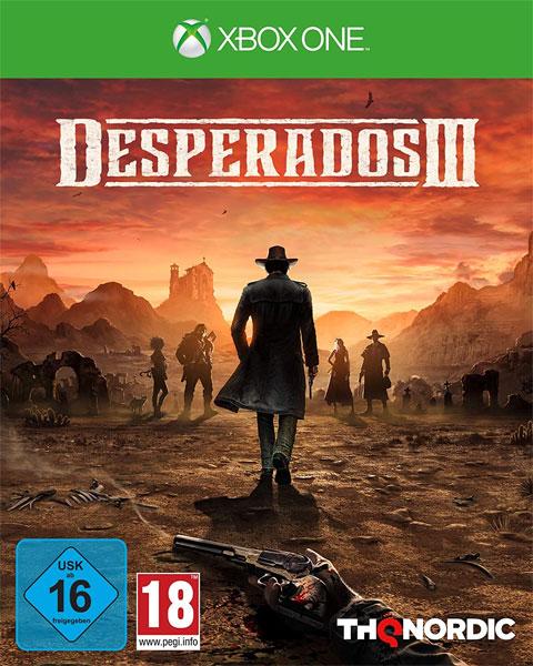 Desperados 3  XB-One