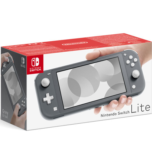 Switch   Konsole  Lite  Grey