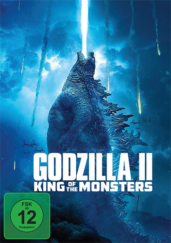 Godzilla #2: King of the Monsters (DVD) Min: 132/DD5.1/WS