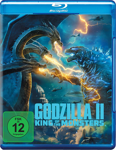 Godzilla #2: King of the Monsters (BR) Min: 137/DD5.1/WS