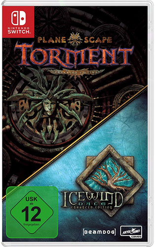Planescape  Switch  Torment&Icewind Dale Enhanced Edition
