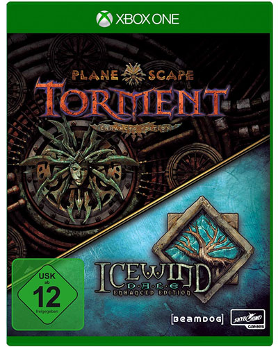 Planescape  XB-One  Torment&Icewind Dale Enhanced Edition