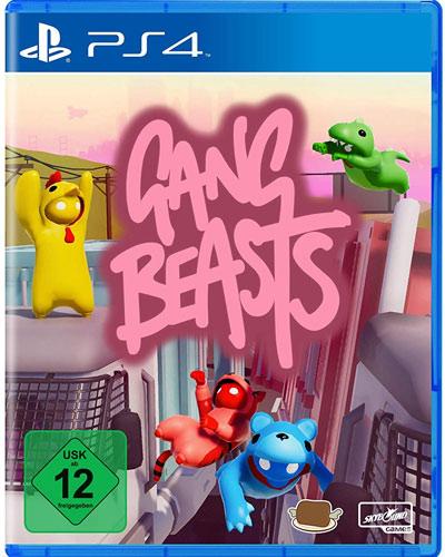 Gang Beasts  PS-4